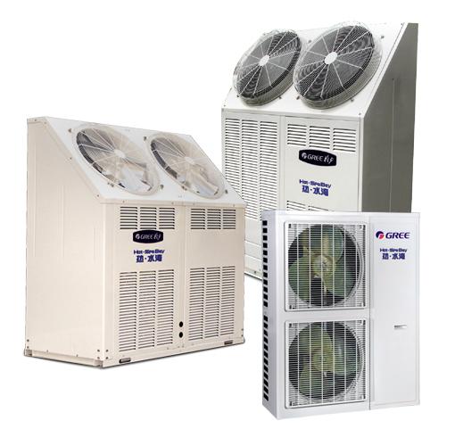格力直热空气能热水器